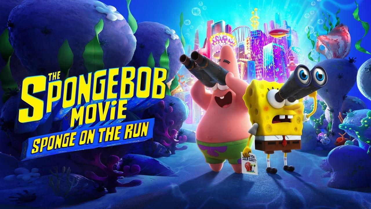 The SpongeBob Movie: Sponge on the Run 4