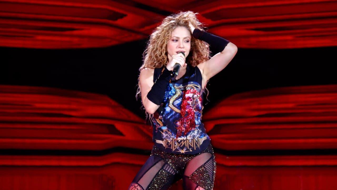 Shakira In Concert: El Dorado World Tour 3