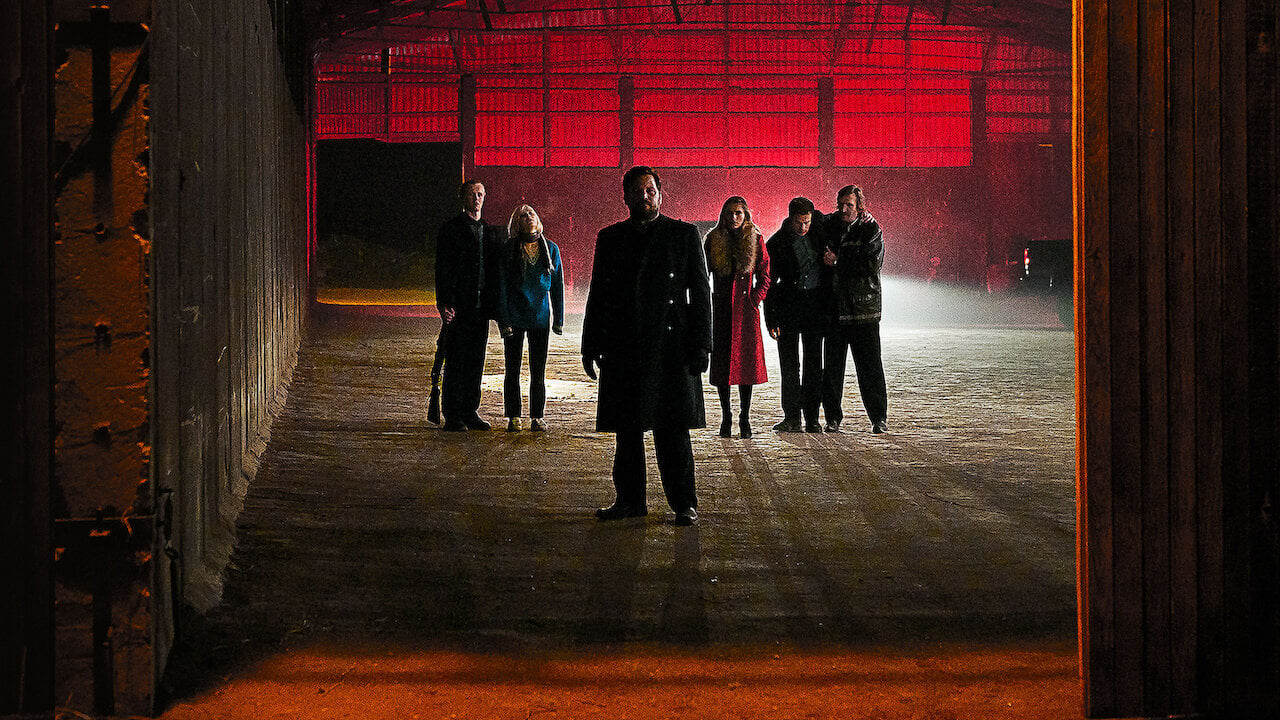 Christmas Crossfire (2020)