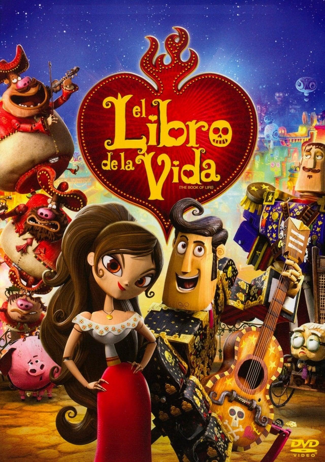 Ver El libro de la vida (2014) Online Latino HD - Pelisplus