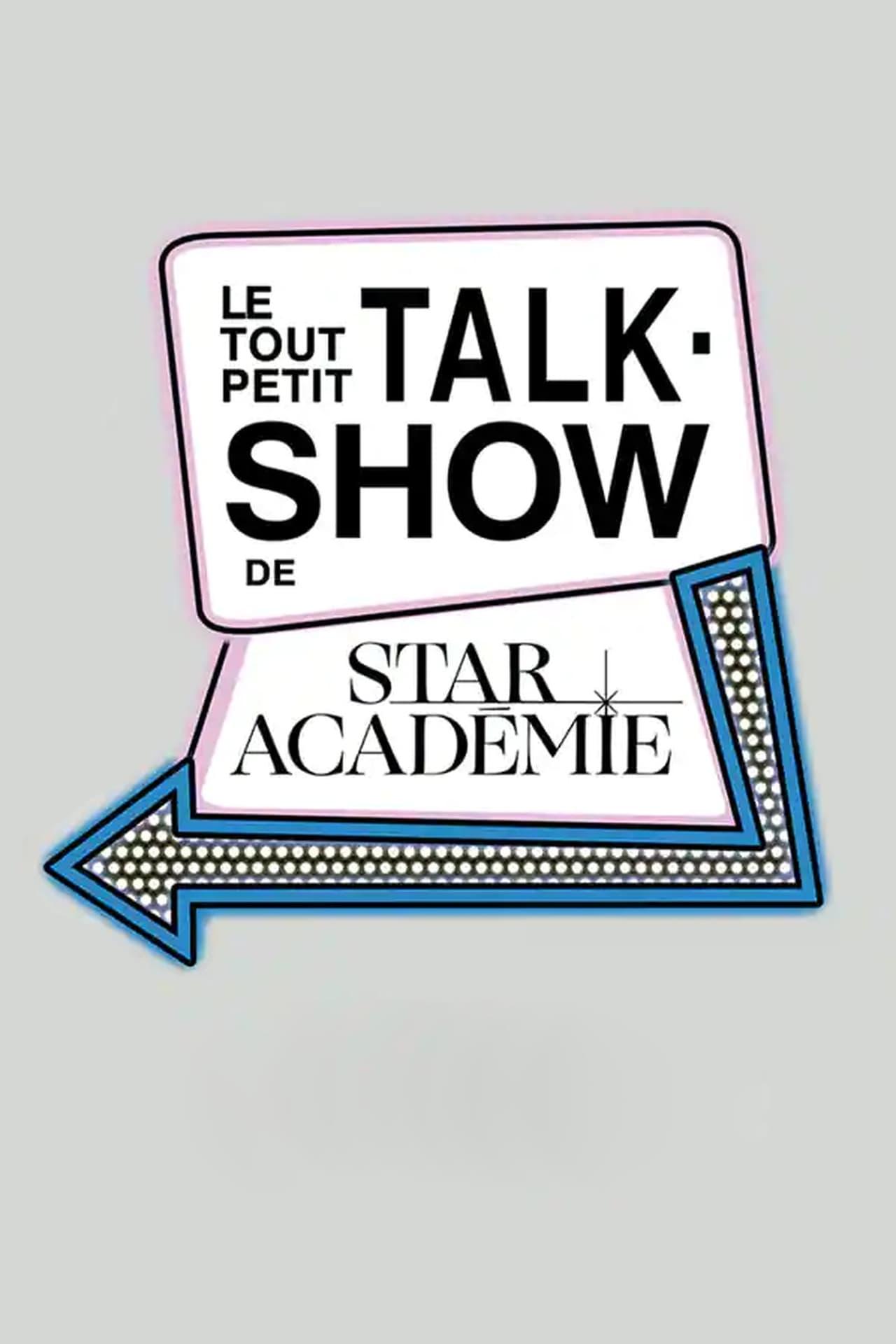 Le tout petit-talk show de Star Académie