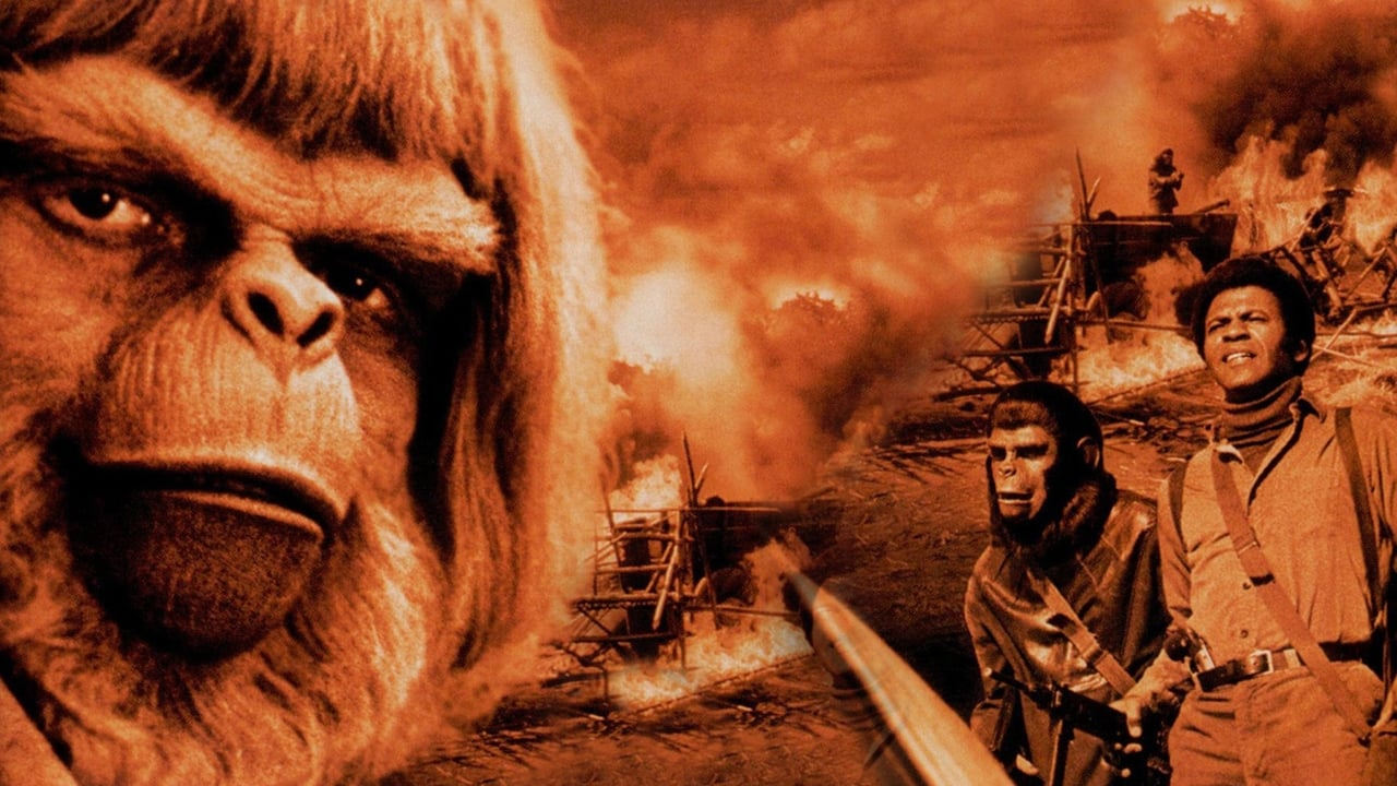 Battle for the Planet of the Apes 5