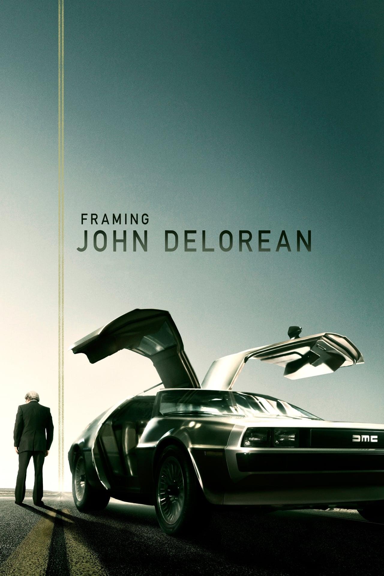 Framing John Delorean image