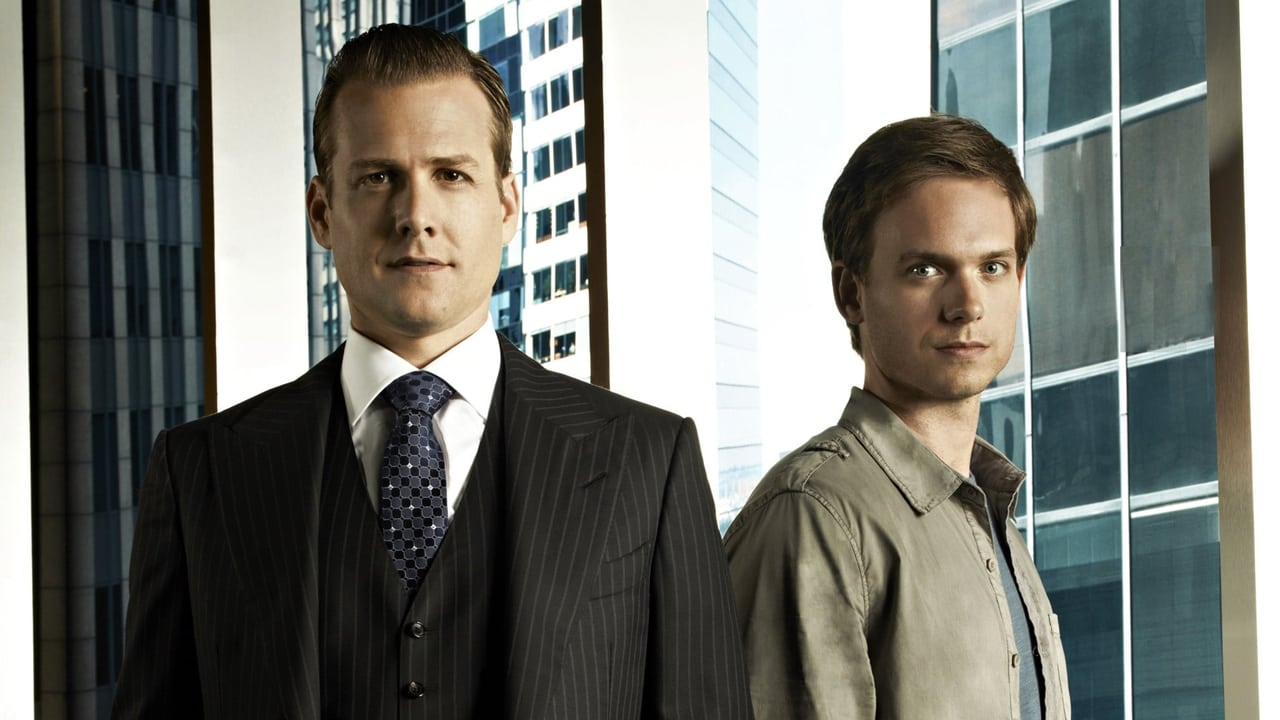 Suits - Season 1 Episode 1 : Pilot