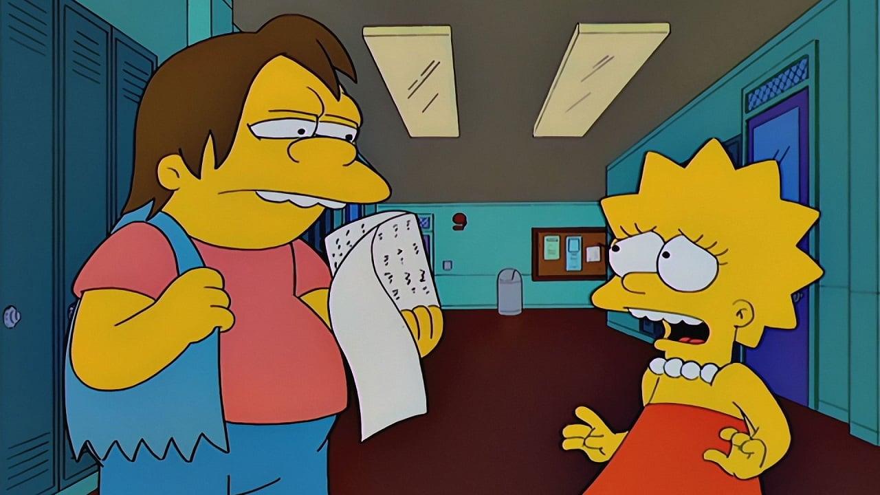The Simpsons - Season 10 Episode 7 : Lisa Gets an