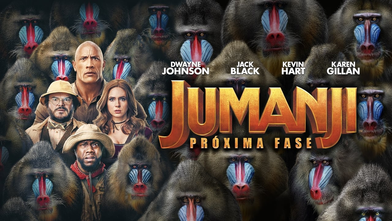 Jumanji: The Next Level 1