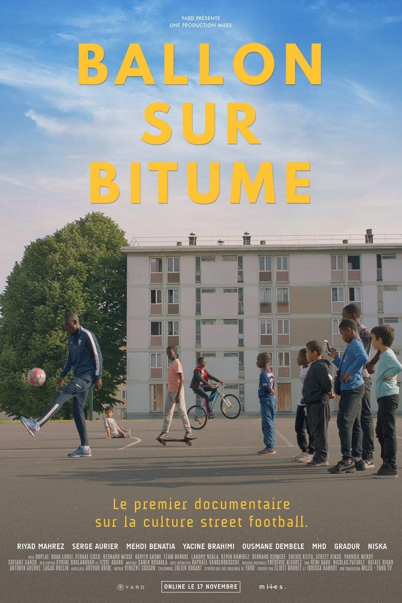 Concrete Football (Ballon sur Bitume) 2016