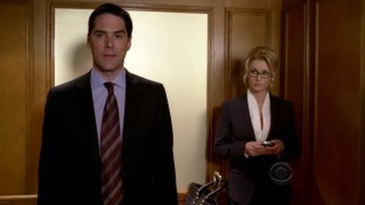 Criminal Minds - Season 4 Episode 16 : Pleasure Is My Business