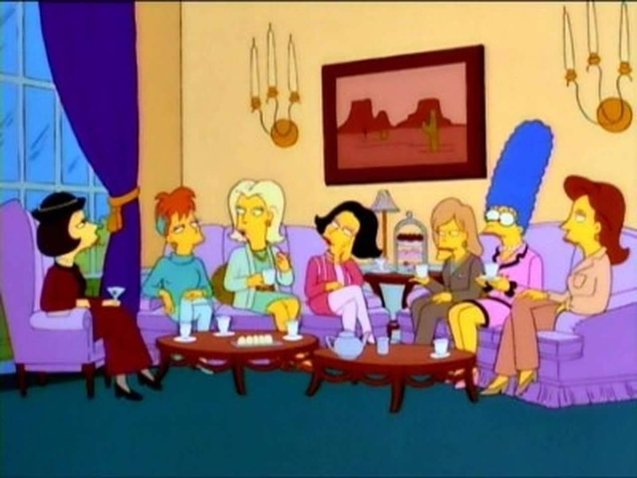 The Simpsons - Season 7 Episode 14 : Scenes from the Class Struggle in Springfield