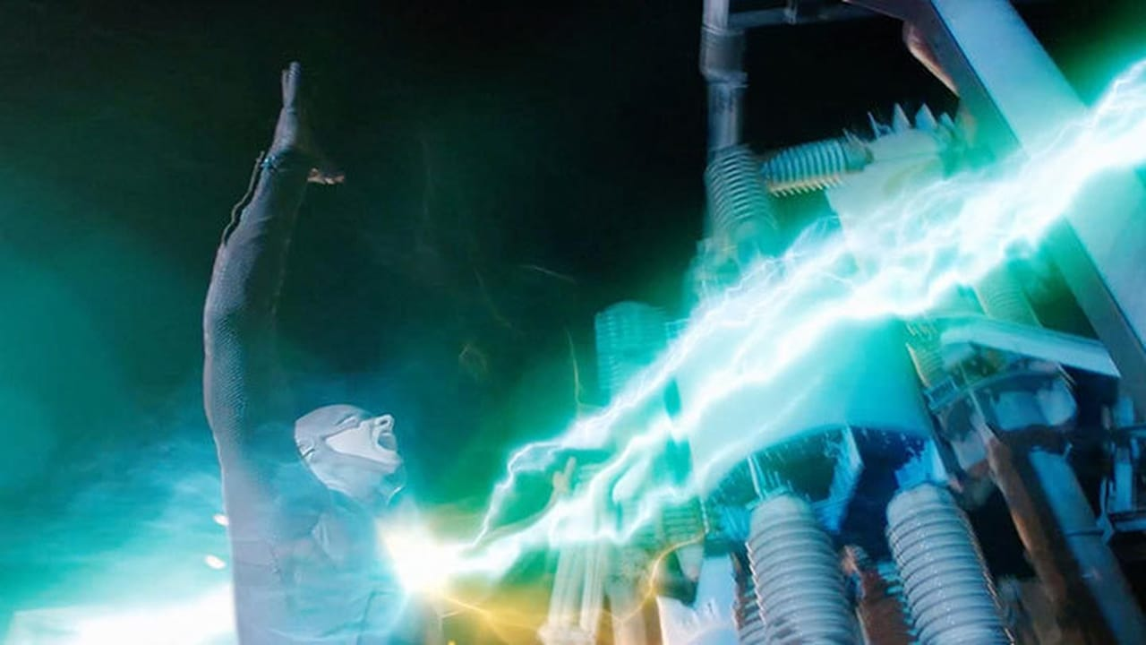 The Flash - Season 1 Episode 7 : Power Outage (2021)