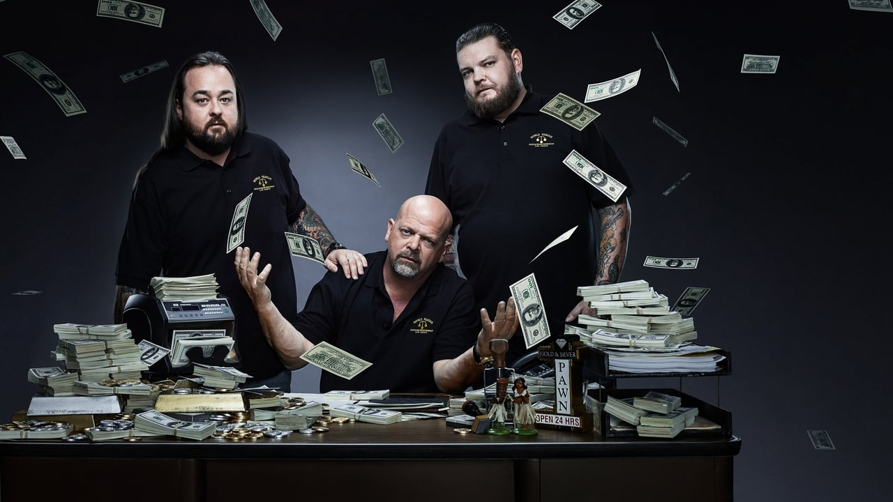 Pawn Stars Season 14 Episode 12 : The Pawnshine State