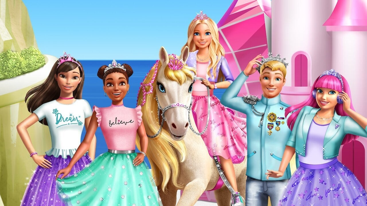 Barbie: Princess Adventure 2