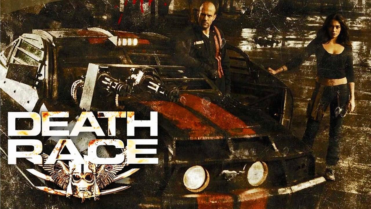 cover-Death Race: La carrera de la muerte