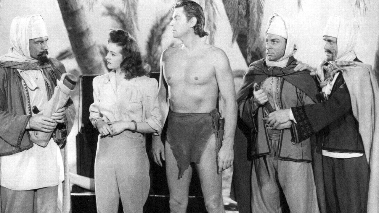 Tarzan's Desert Mystery 3