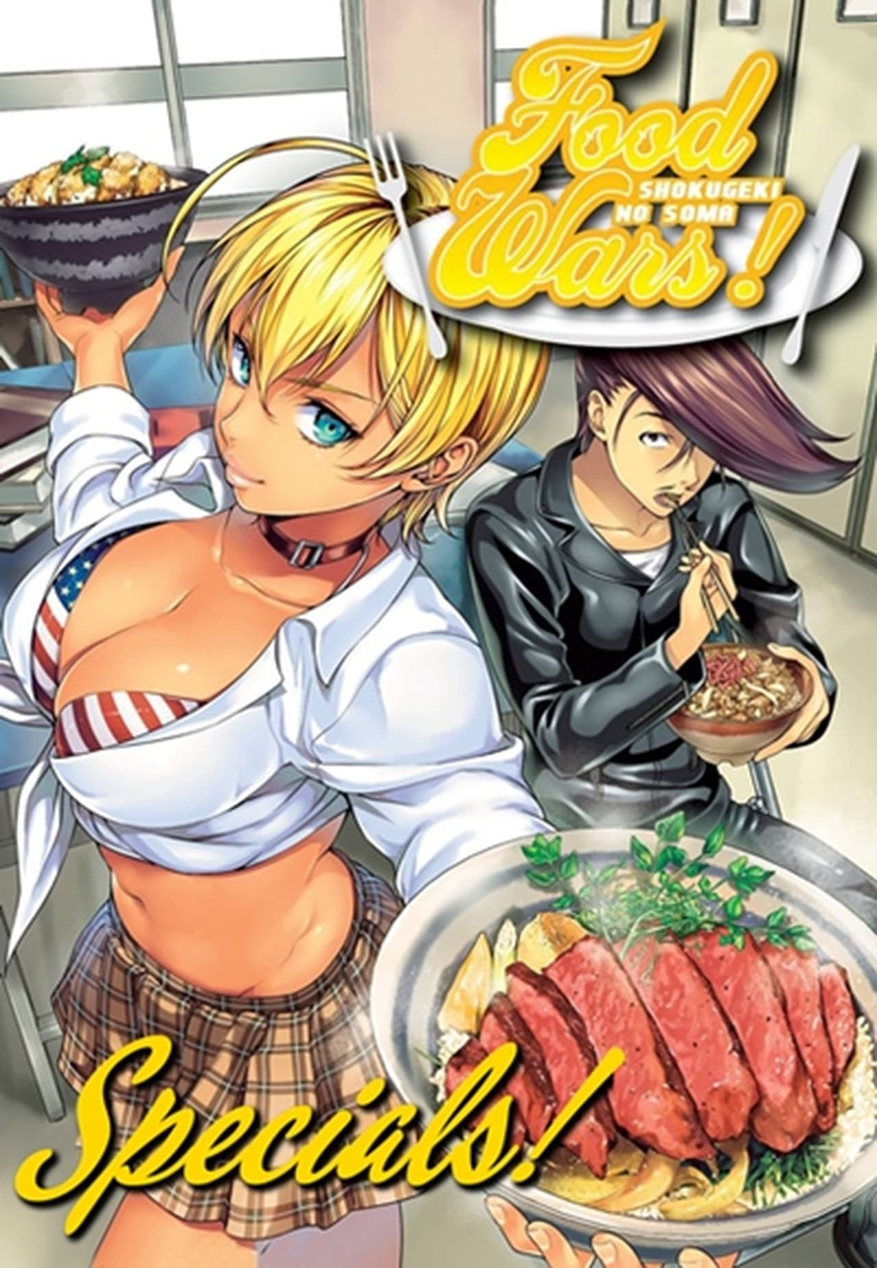 Food Wars! Season 0