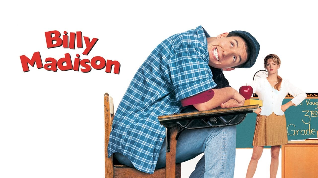 cover-Billy Madison
