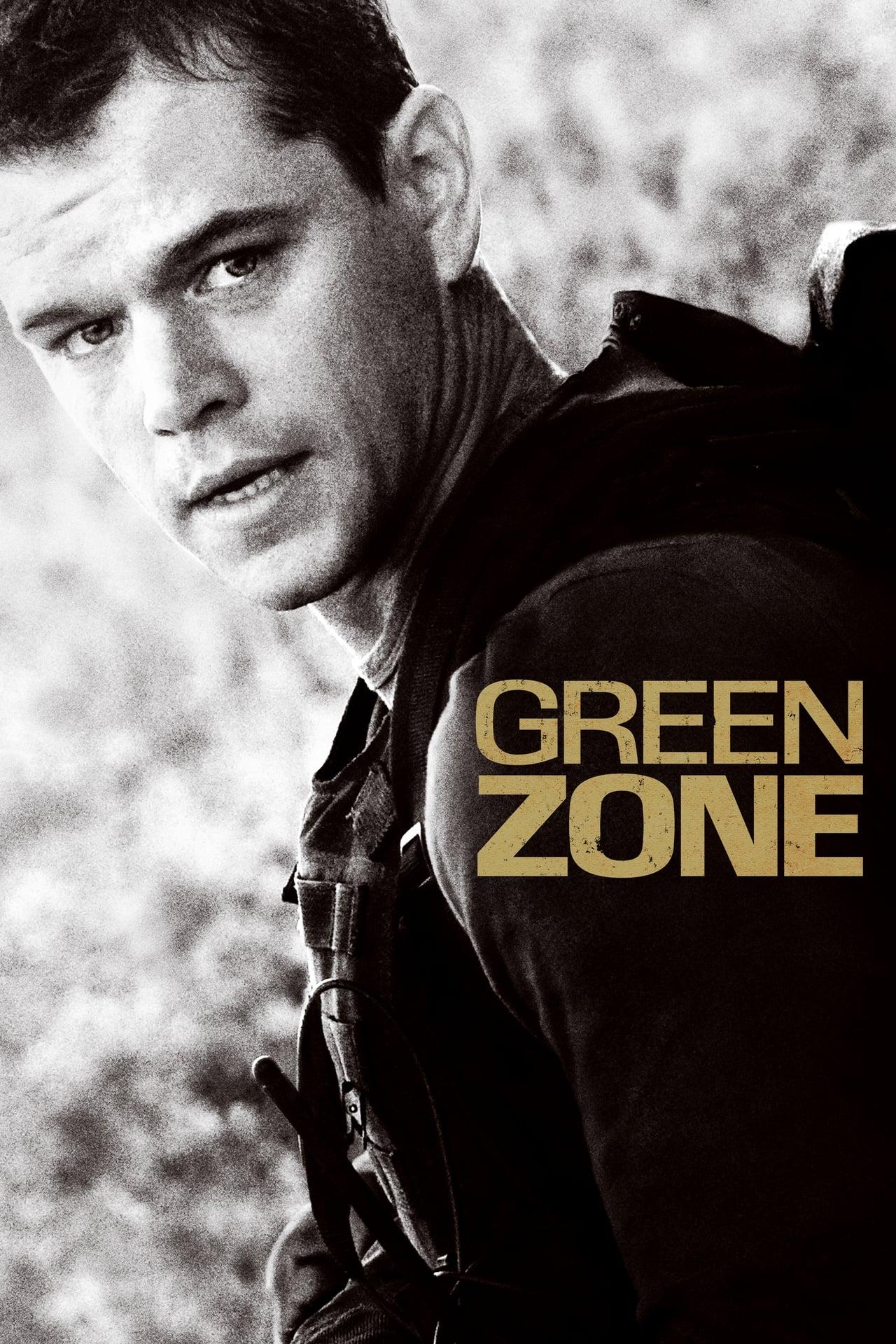 Download Green Zone (2010) Dual Audio {Hindi-English} 720p [900MB]