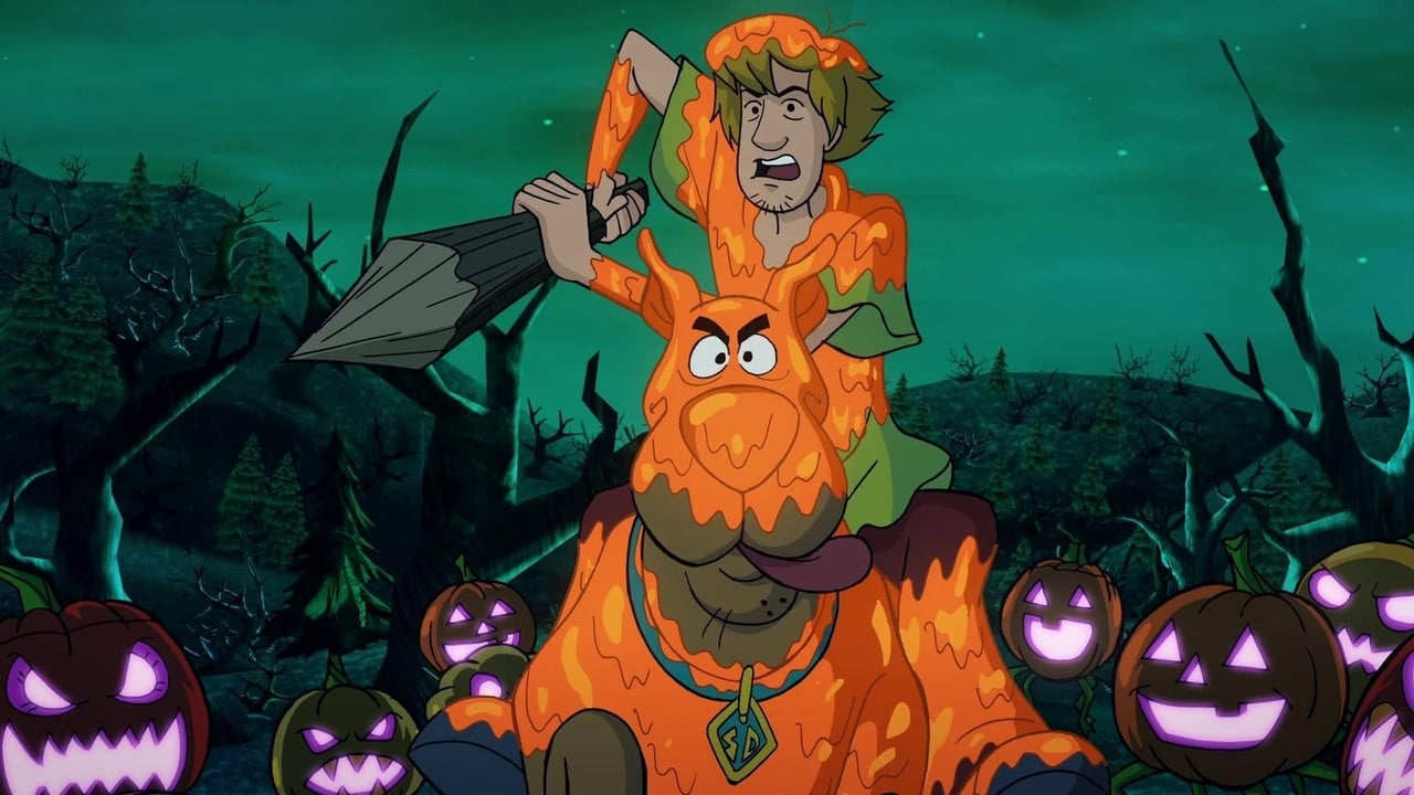 Happy Halloween, Scooby-Doo! 3