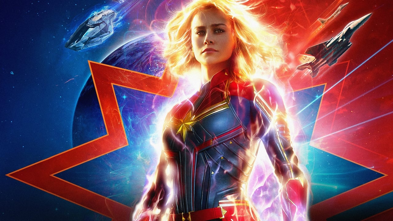 Regardez Captain Marvel Film en Streaming VF/HD