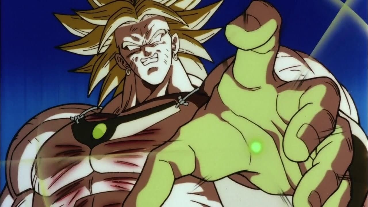 Dragon Ball Z: Broly – Second Coming 2