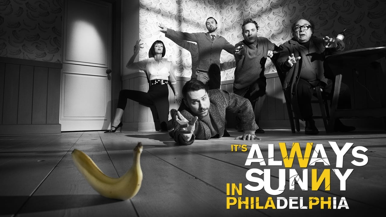It's Always Sunny in Philadelphia Season 4 Episode 1 : Mac and Dennis: Manhunters