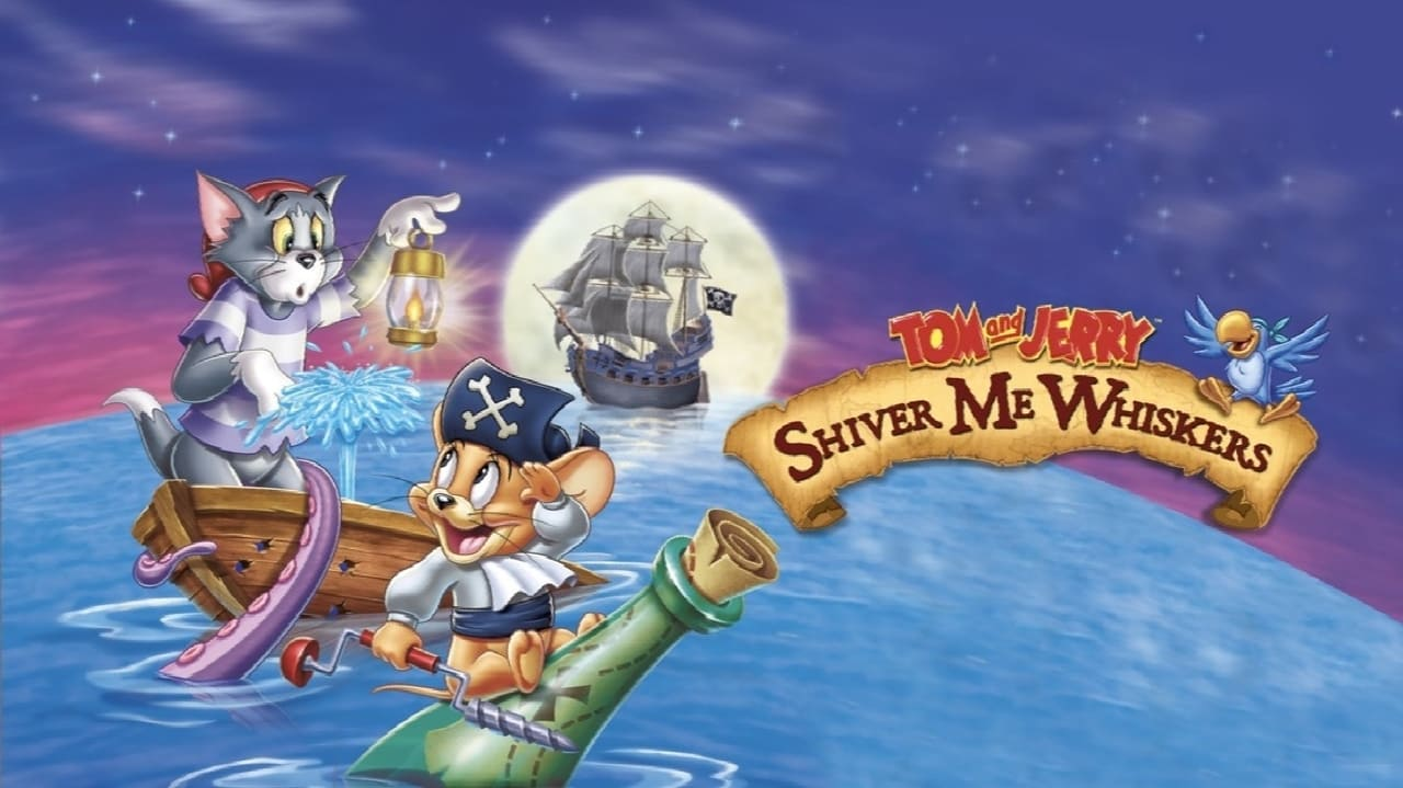 Tom e Jerry – Em Busca Do Tesouro (2006) Online