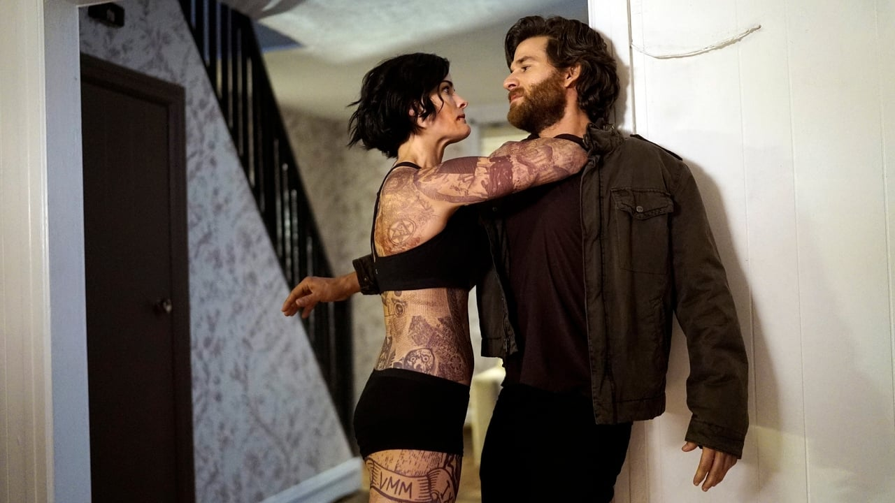 Blindspot - Season 1 Episode 3 : Eight Slim Grins (2020)