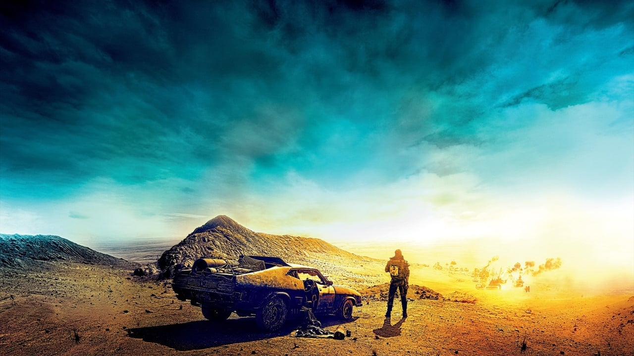 Mad Max: Fury Road 4