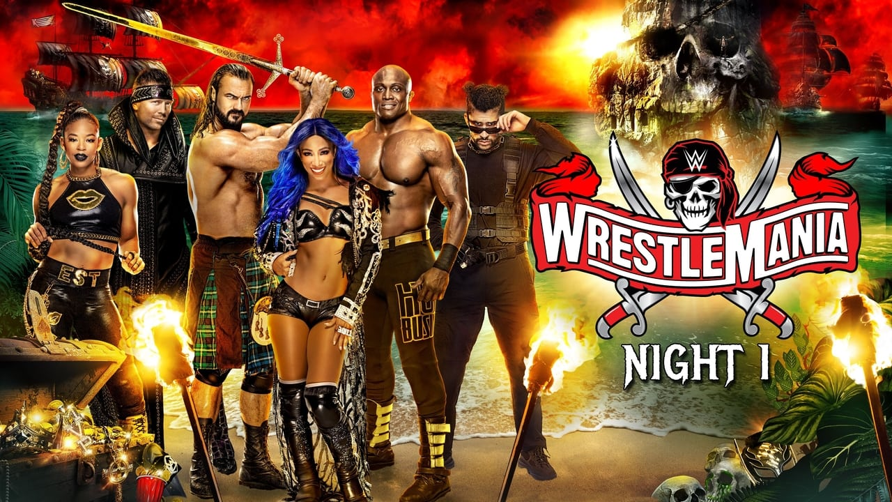 WWE: WrestleMania 37 (Night 1 & 2) (2021) Full Movie Watch Online for Free | Tubitv