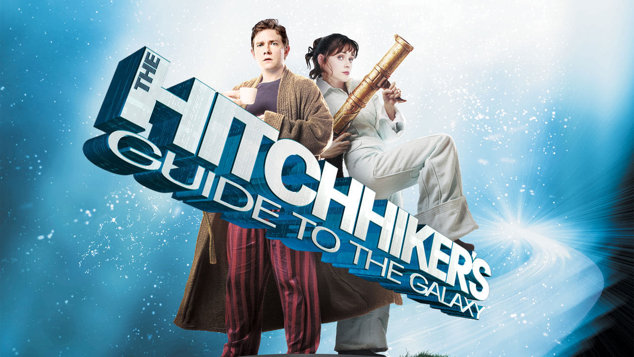 The Hitchhiker's Guide to the Galaxy 2