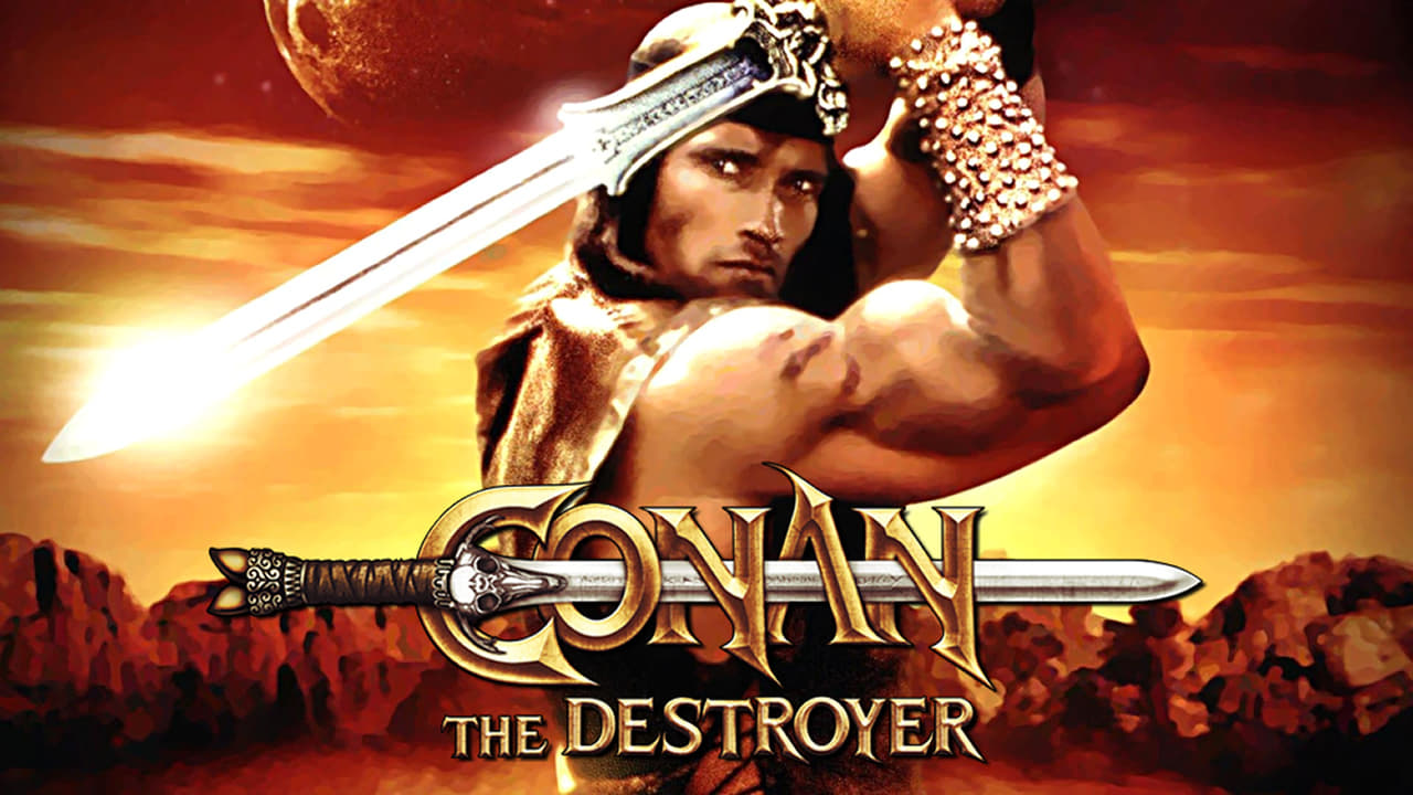 Conan the Destroyer 3