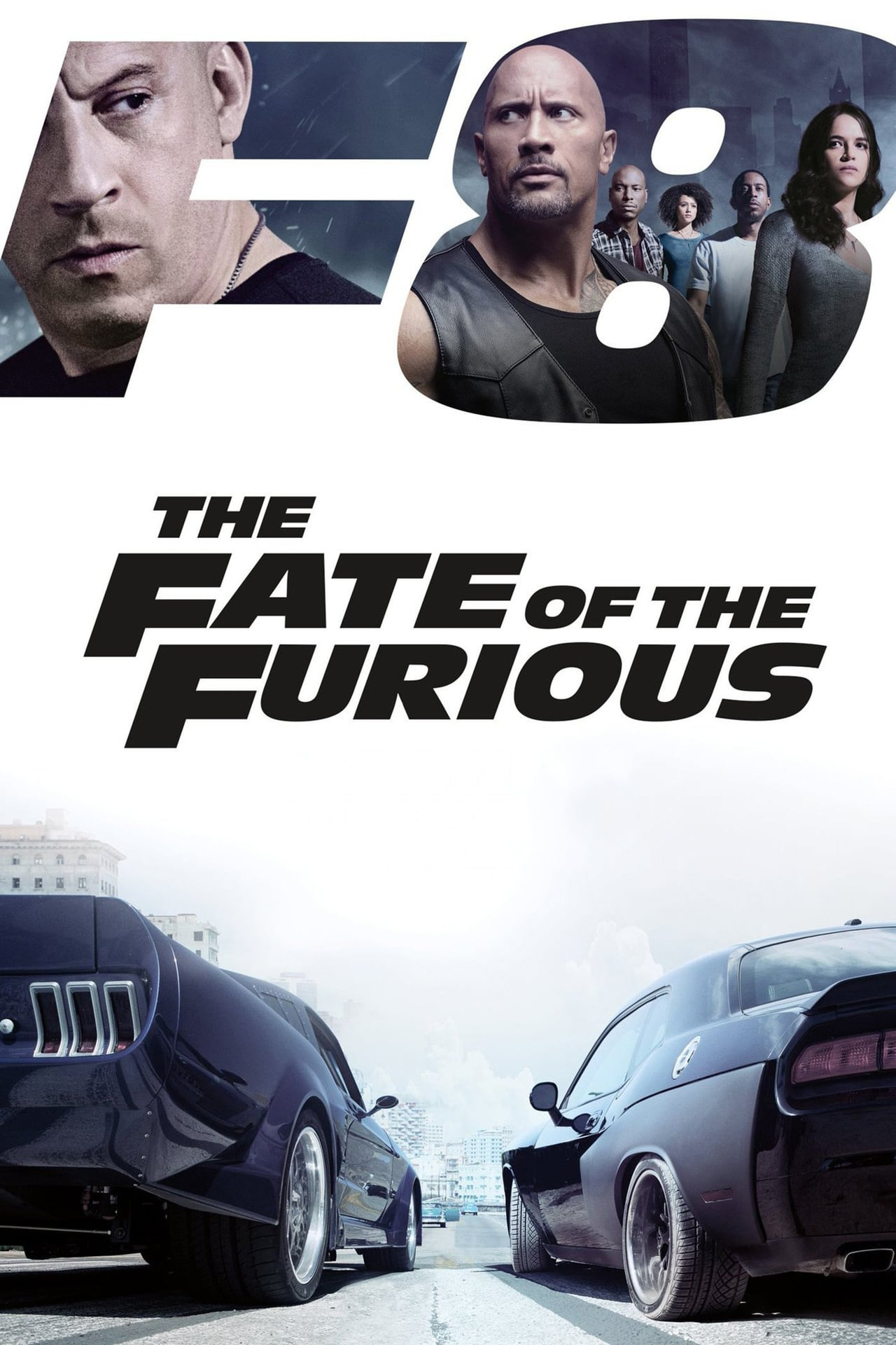 Download Fast & Furious 8: The Fate of the Furious (2017) [Hindi-English] 480p [400MB] | 720p [1.3GB] | 1080p [4.2GB]