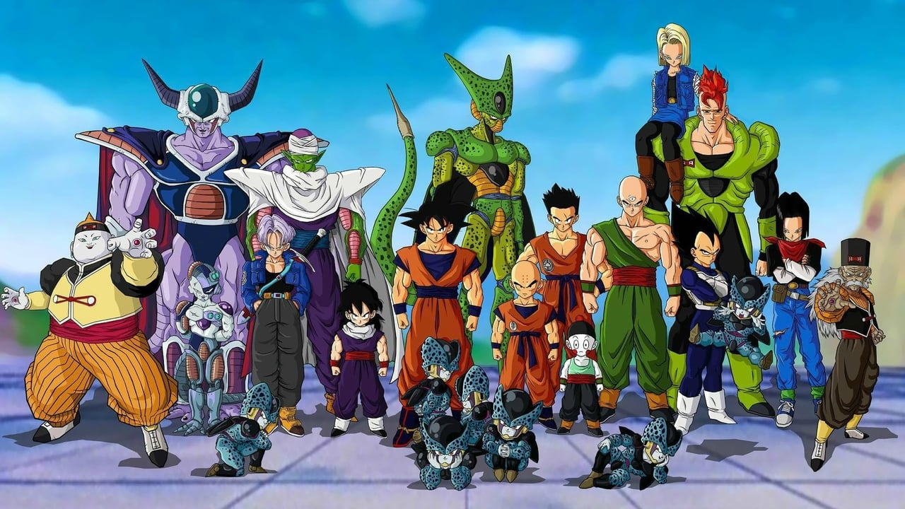 Dragonball Staffel
