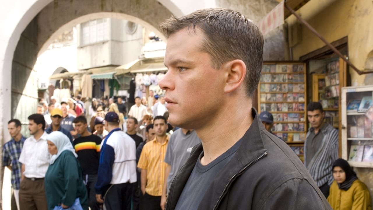 The Bourne Ultimatum 2