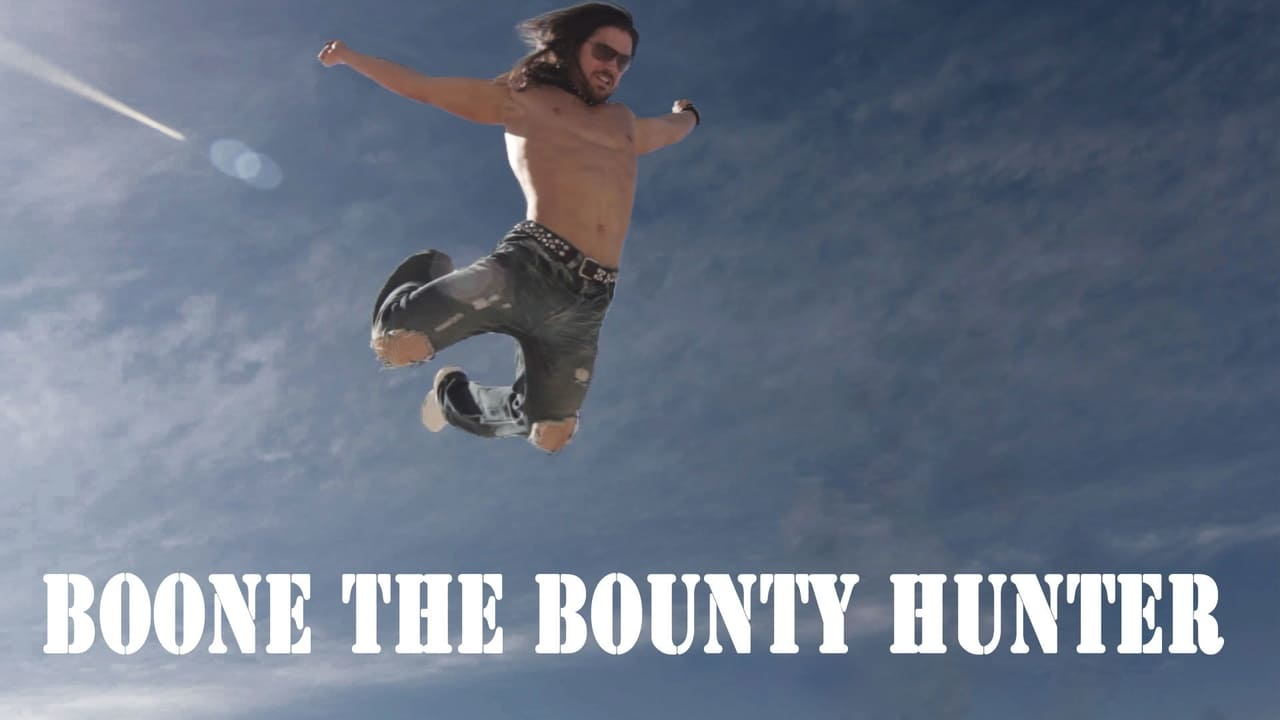 cover-Boone The Bounty Hunter