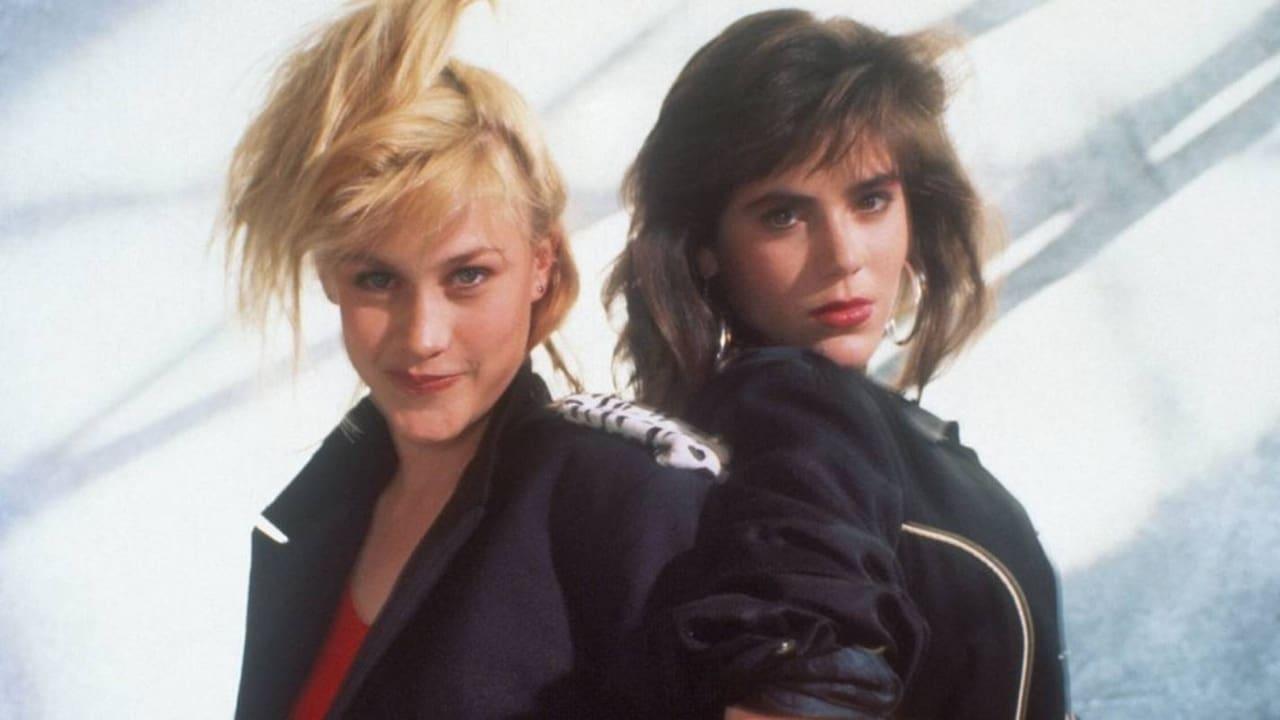 cover-Dos chicas brillantes