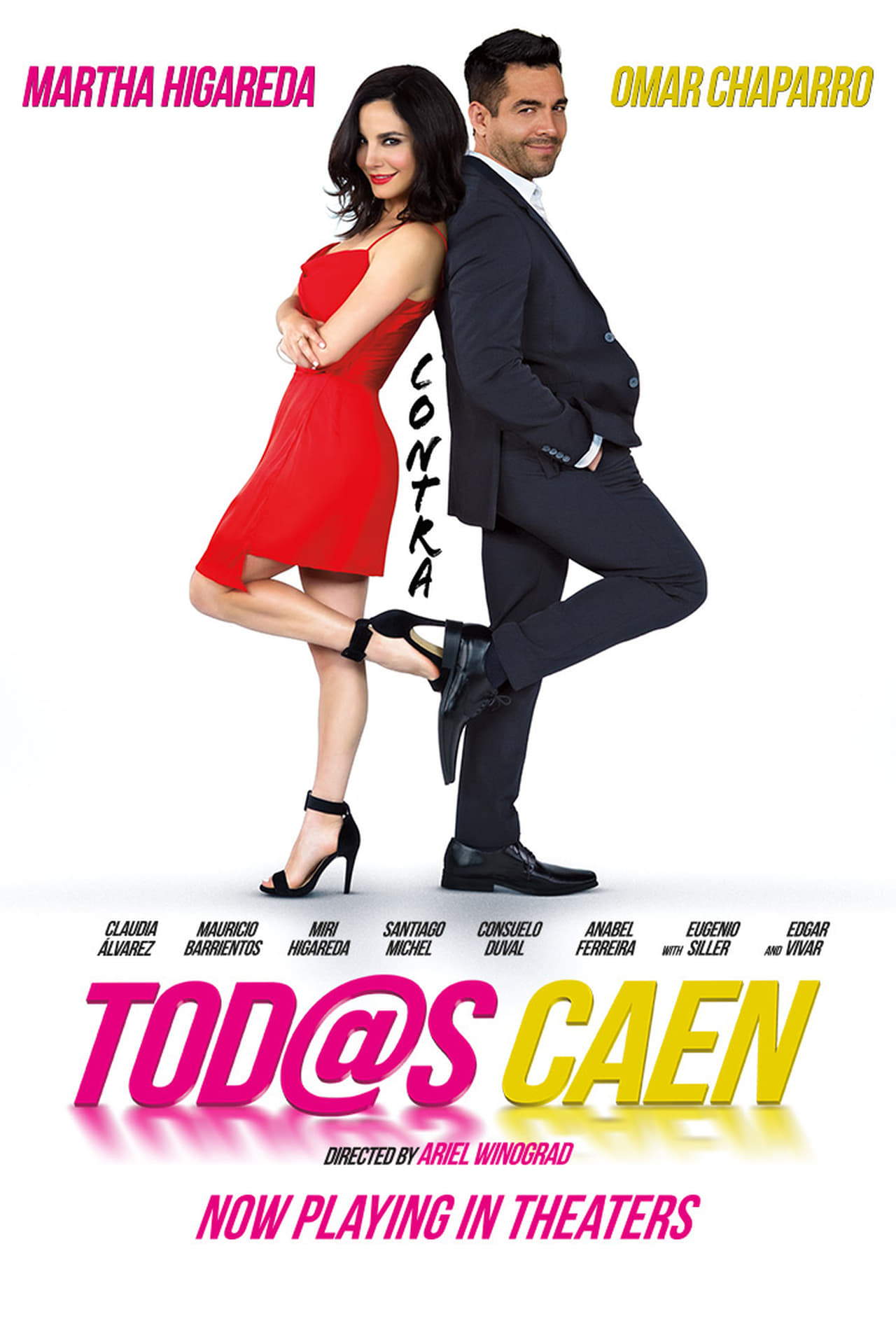Tod@s Caen poster