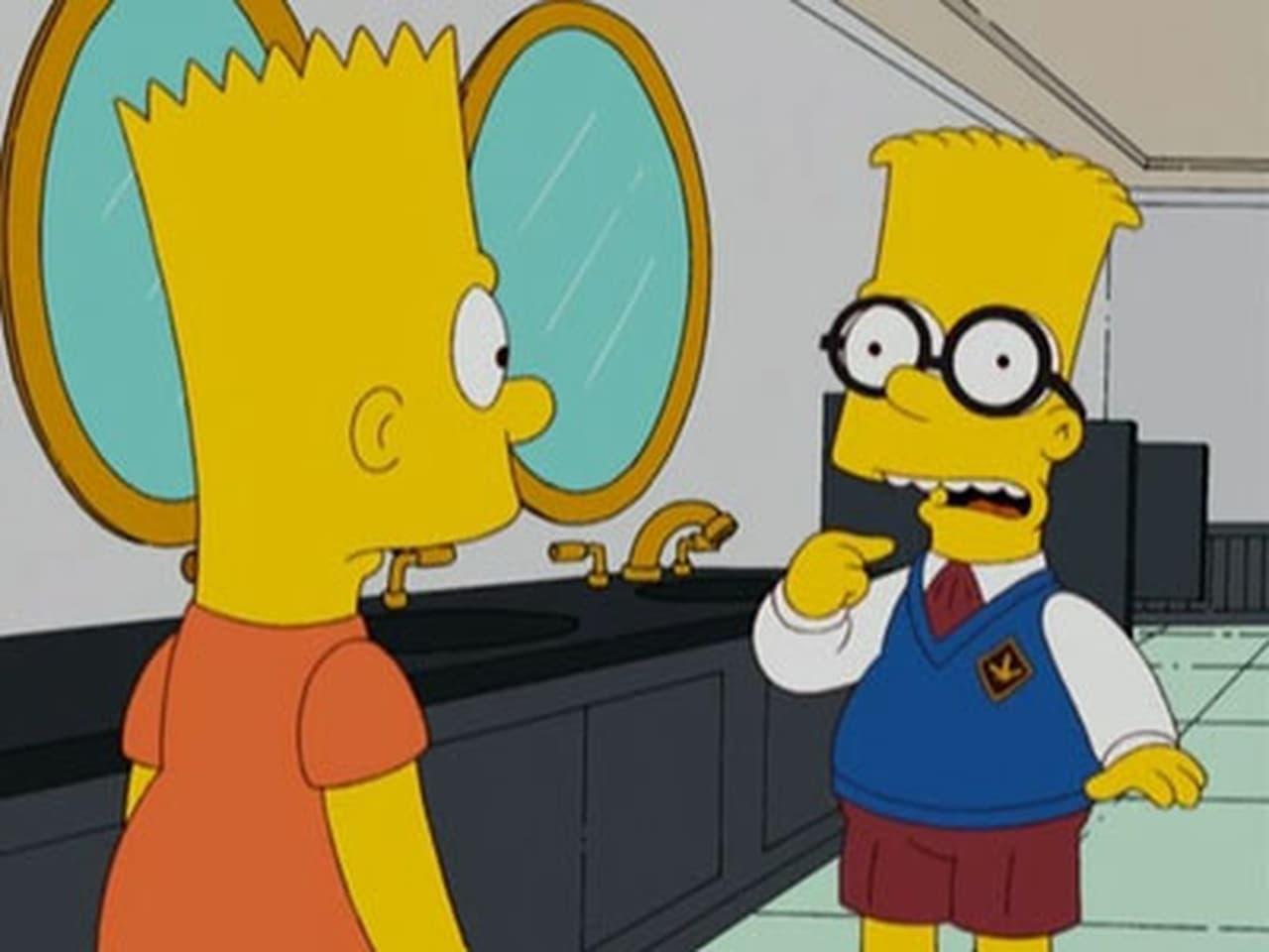The Simpsons - Season 20 Episode 3 : Double, Double, Boy in Trouble
