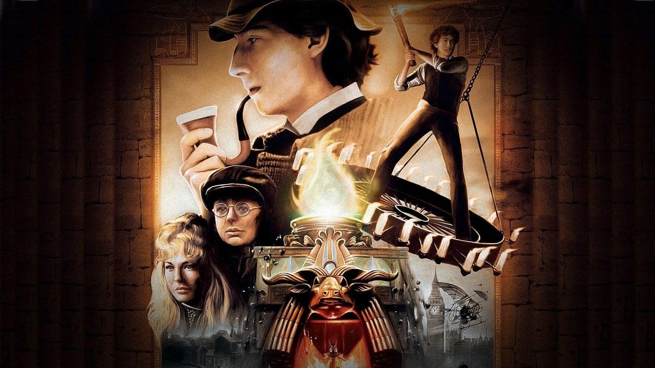 O Enigma da Pirâmide (1985) Online