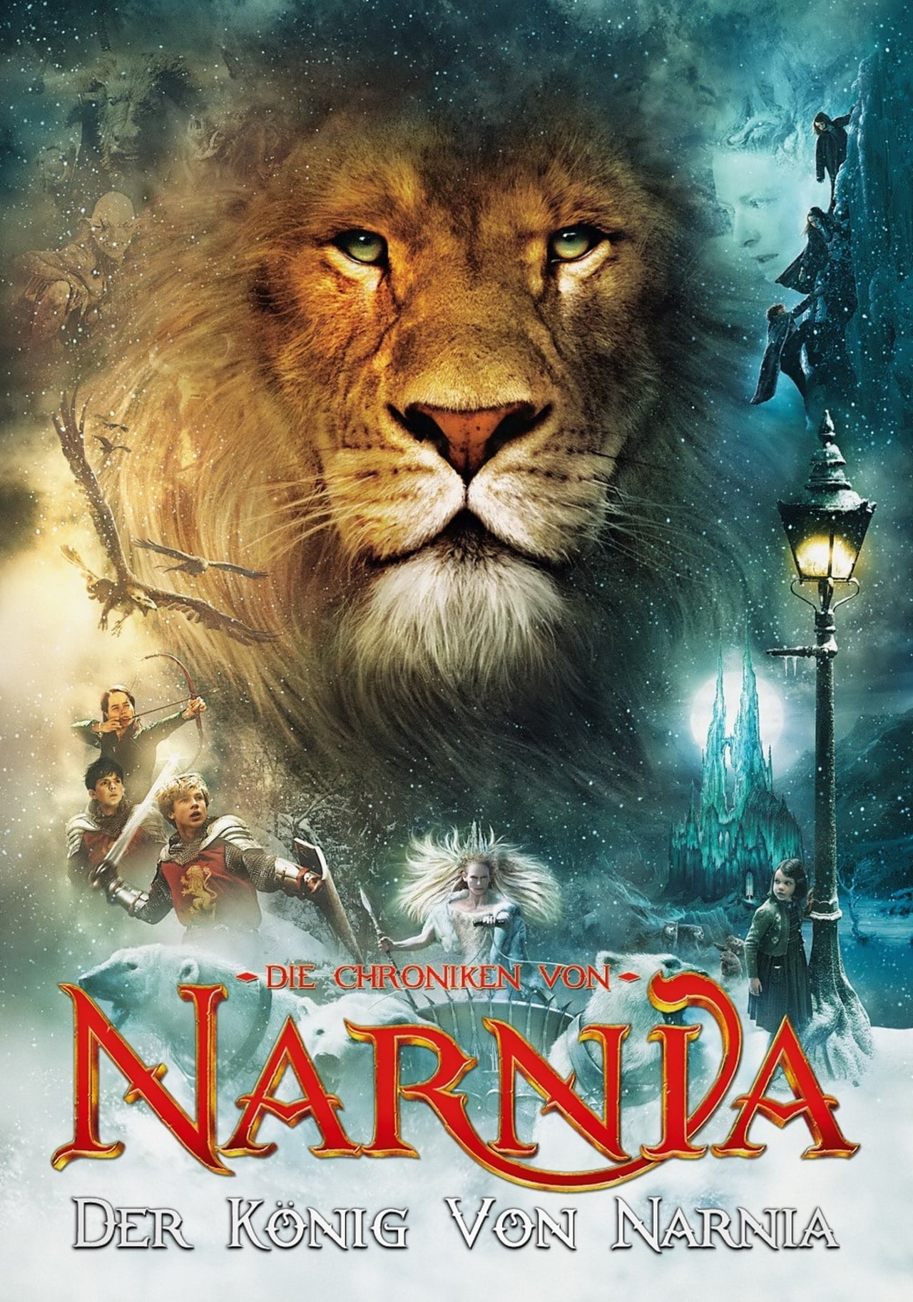The Lion, the Witch, and the Wardrobe: Collectors Edition