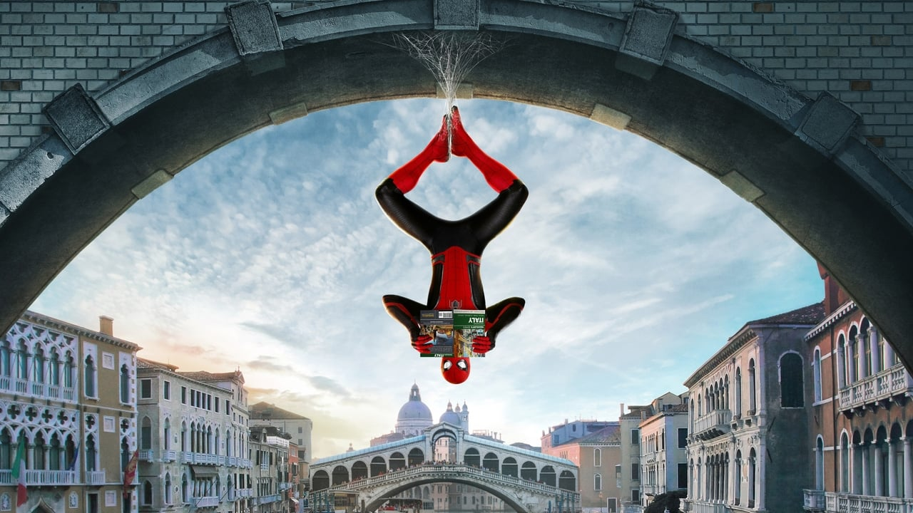 [Voir|Regarder] Spider-Man: Far from Home Film Streaming V-F