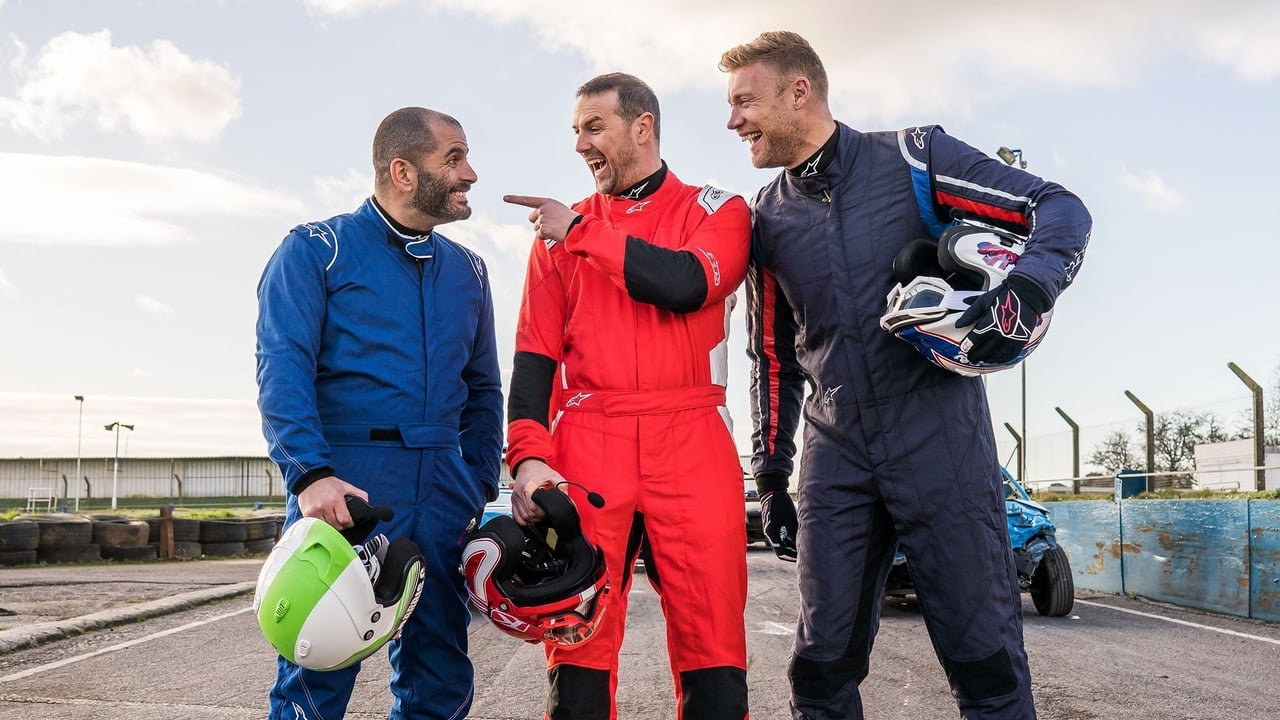 Top Gear Series 25