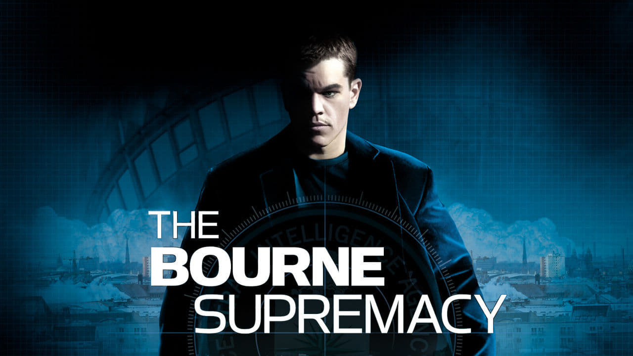 The Bourne Supremacy 5