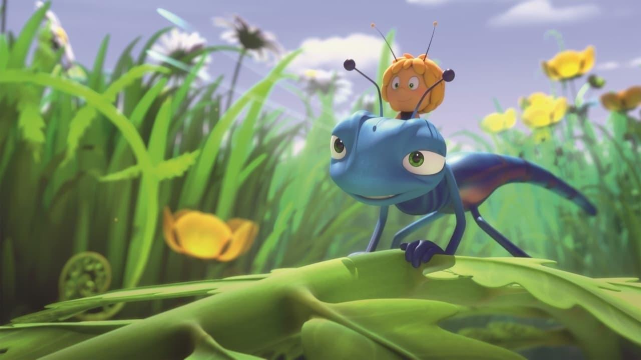 cover-La abeja Maya: Los juegos de la miel