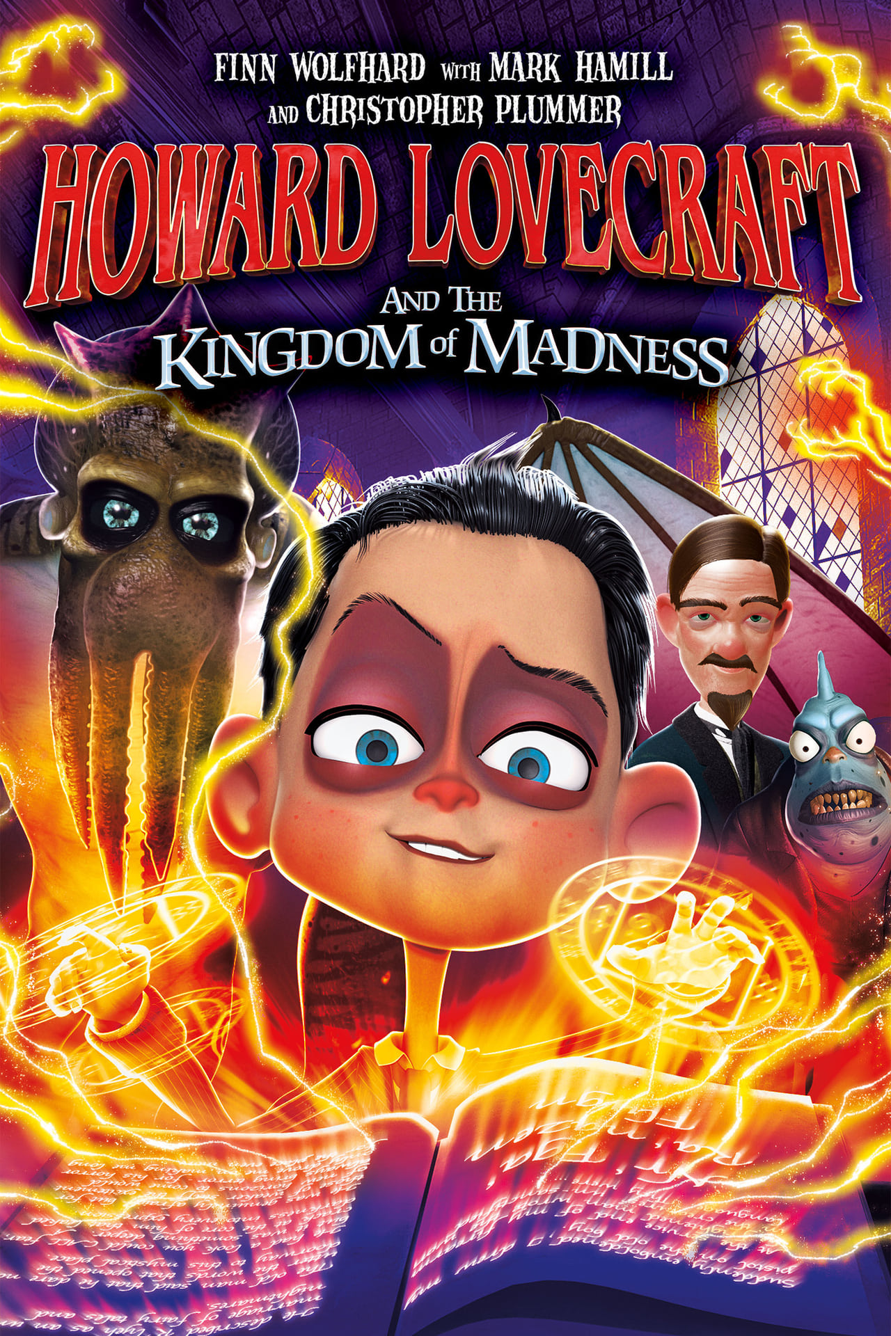Watch Howard Lovecraft and the Kingdom of Madness (2018 ...