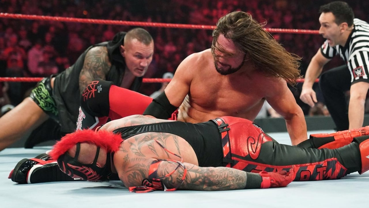 WWE Raw - Season 27 Episode 49 : December 9, 2019 (Greenville, SC)