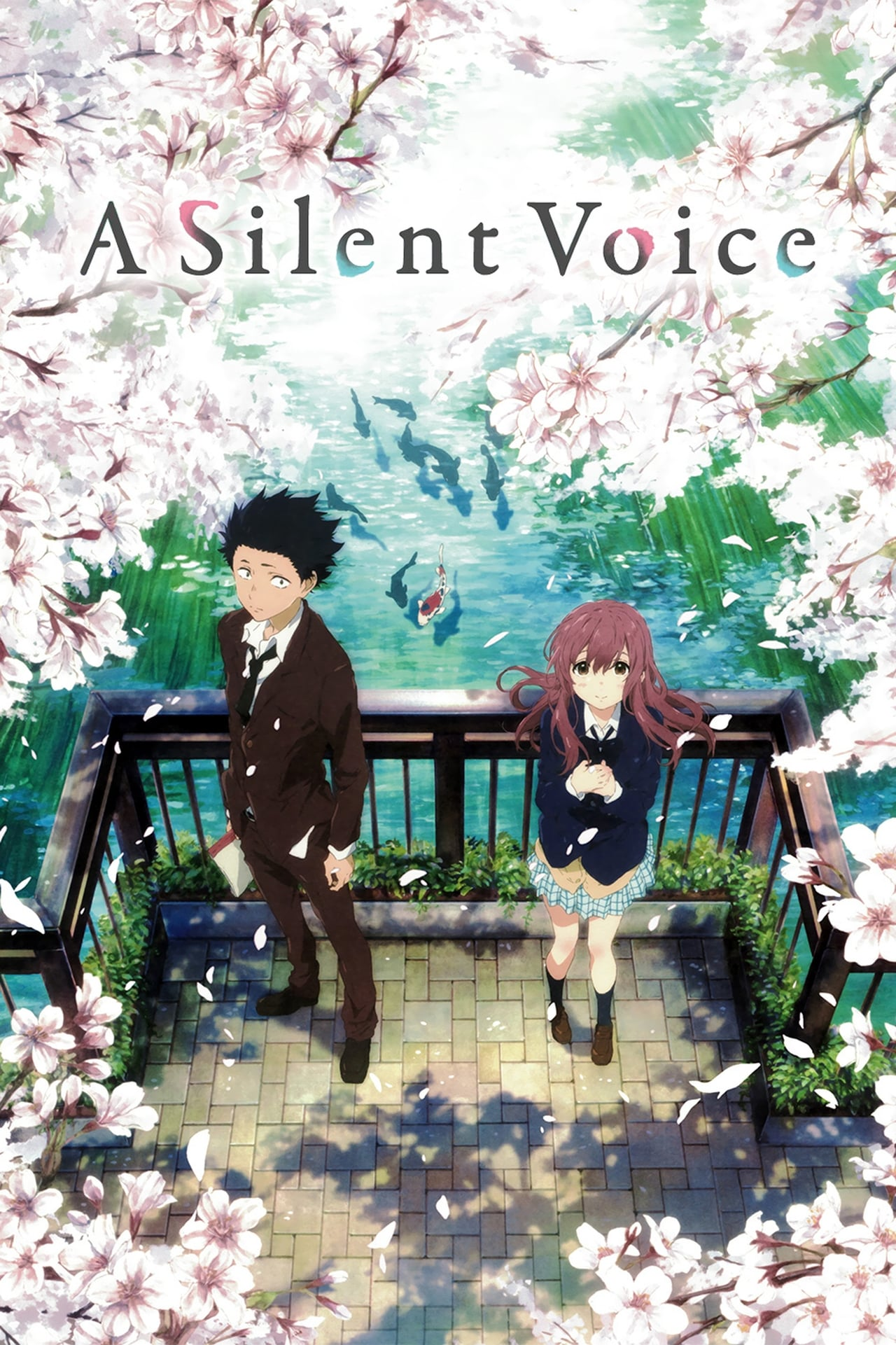Download A Silent Voice (2016) [Hindi Dubbed] Bluray 480p [650MB] | 720p [1.2GB]