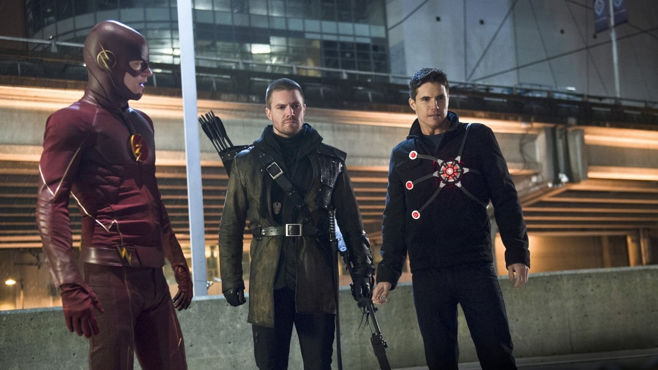 The Flash - Season 1 Episode 22 : Rogue Air
