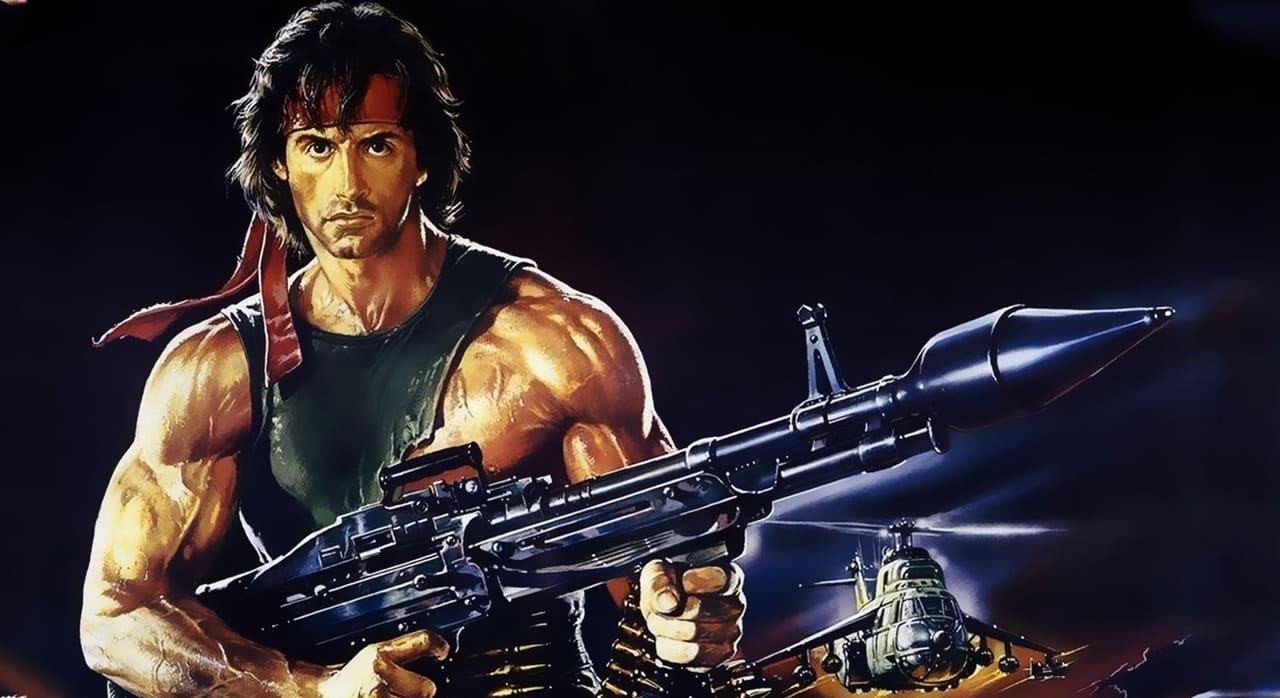 Rambo: Acorralado Parte 2