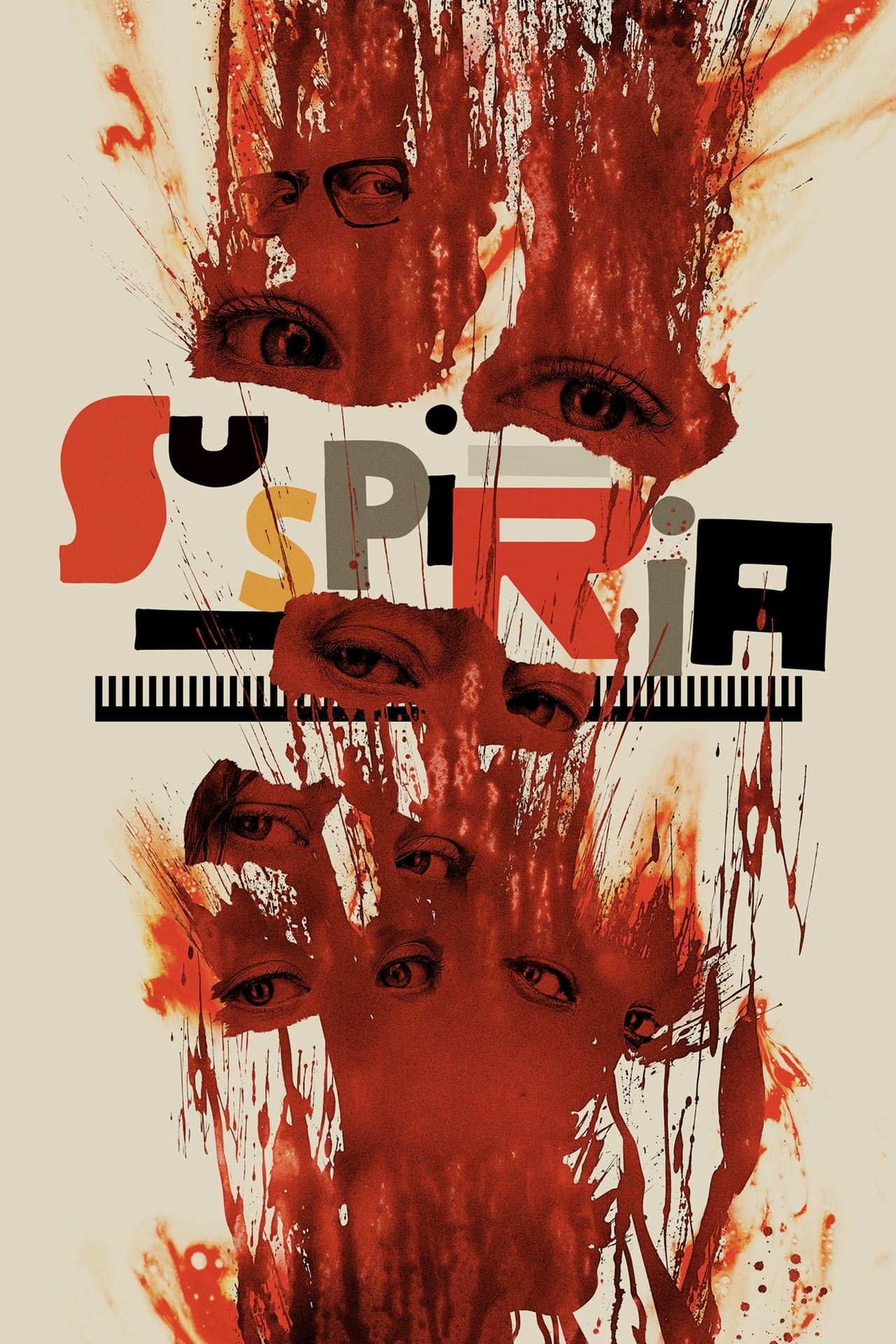 Ver Suspiria (2018) Online Latino HD